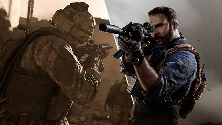 'Call Of Duty: Modern Warfare' Pulled Two Of Its Newest Maps Without Warning