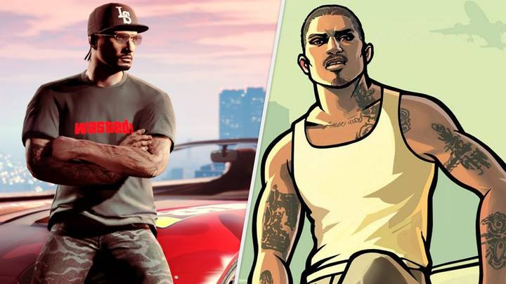 'GTA Online' Teases Crossover Event With Upcoming Remastered Trilogy