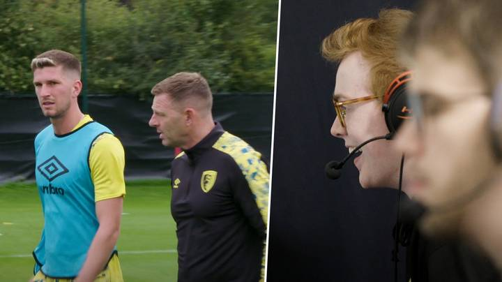 How Does A Pro-Gamer's Training Compare To A Professional Footballer?