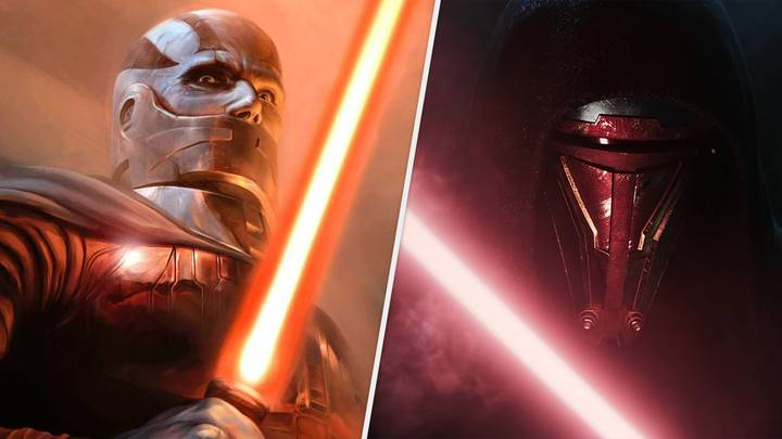 EA Has Nothing To Do With 'Knights Of The Old Republic Remake'