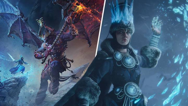 'Total War: Warhammer III' Reveal Confirms Kislev And Cathay Factions