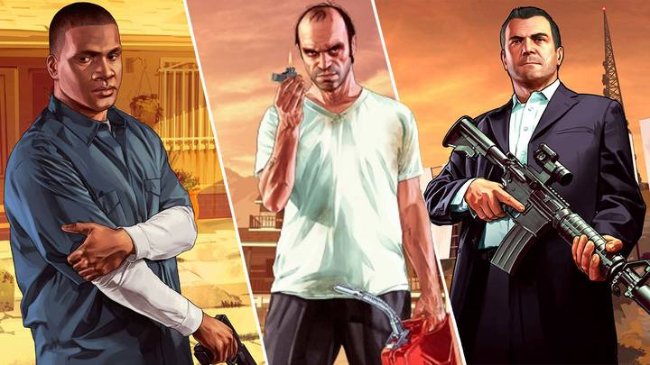 'GTA 5' Was Third-Biggest Selling Game In The UK In 2020