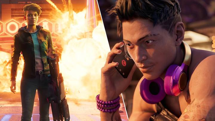 Saints Row Reboot Is Going Back To The Series' Roots