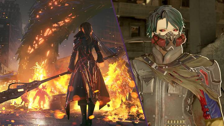 'Code Vein' Really Is Anime 'Dark Souls', And I Love It