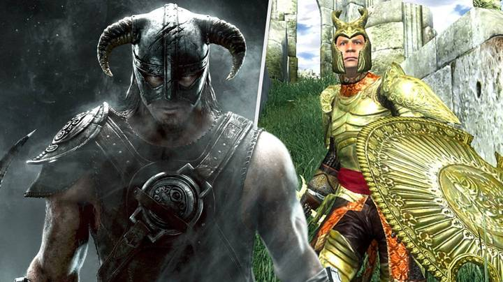 """Fans Call On Bethesda To Stop """"F*cking With Skyrim"""" And Remake 'Oblivion' Or 'Morrowind'"""
