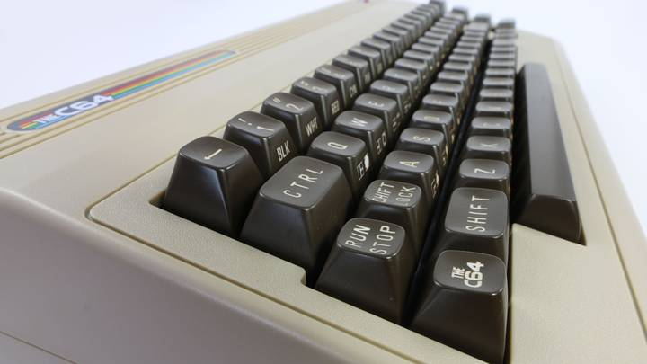 The C64 Is Two Commodores In One, But Limited Of Old-School Appeal
