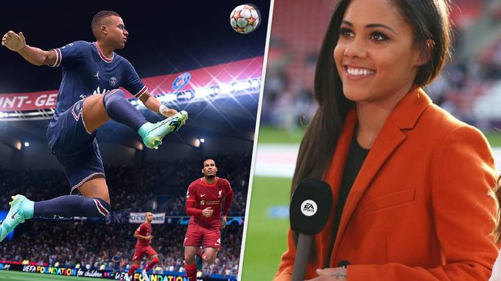 'FIFA 22' Officially Announces First Female Commentator For The Series