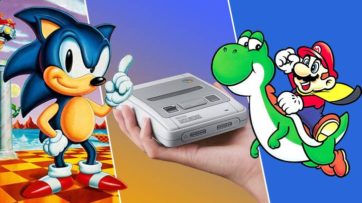 Nostalgia, Fixed: The Best Gaming Mini-Consoles You Can Buy Right Now