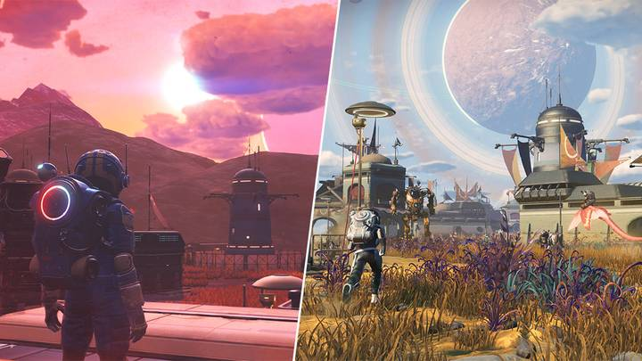 'No Man's Sky' New Update Sounds More Like Star Wars Than Ever