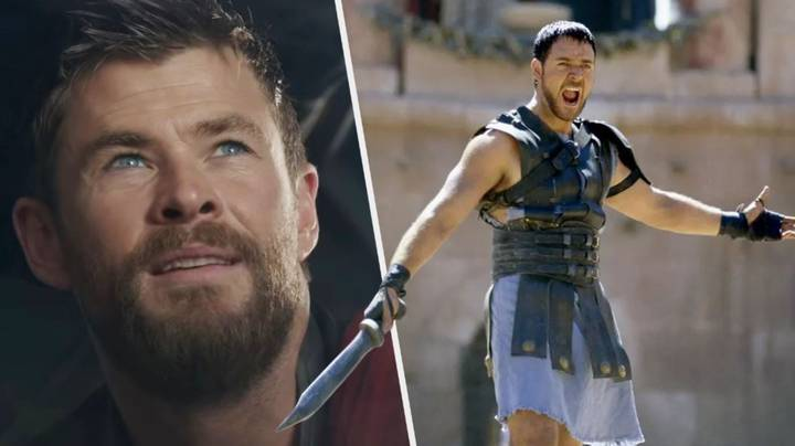 Chris Hemsworth Wants To Make Gladiator Sequel With Wild New Character