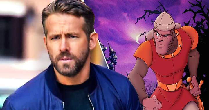 Ryan Reynolds In Talks To Lead Live-Action 'Dragon's Lair' Adaptation