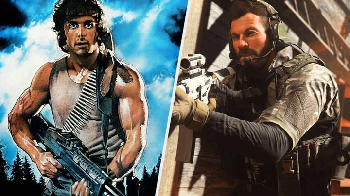 'Warzone' Rambo And John McClane Skins Supposedly Leaked, But Fans Aren't Pleased