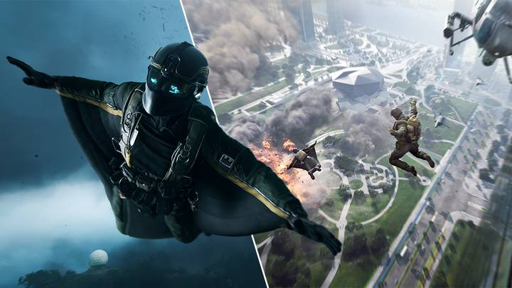 'Battlefield 2042' Officially Announced With Outstanding Reveal Trailer