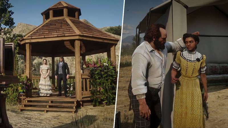 Alternate Reality Fan Video Gives 'Red Dead Redemption 2' Gang A Happy Ending