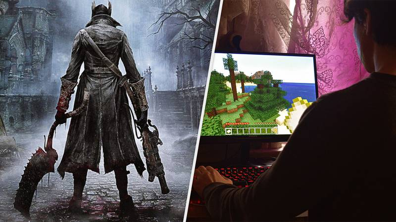 New Survey Uncovers The Games That Make Us Rage Quit The Most