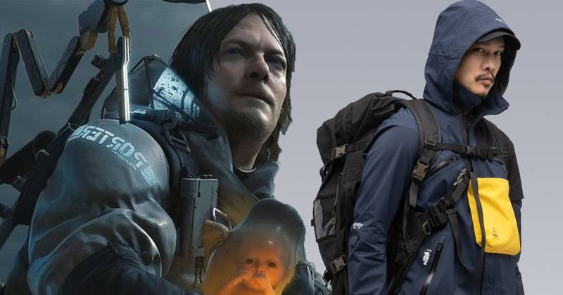 £1,500 'Death Stranding' Jacket Doesn't Even Come With A Bridge Baby
