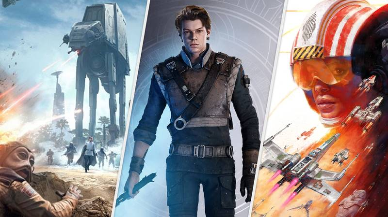 Get Three Outstanding Star Wars Games In Stunning Savings On Epic