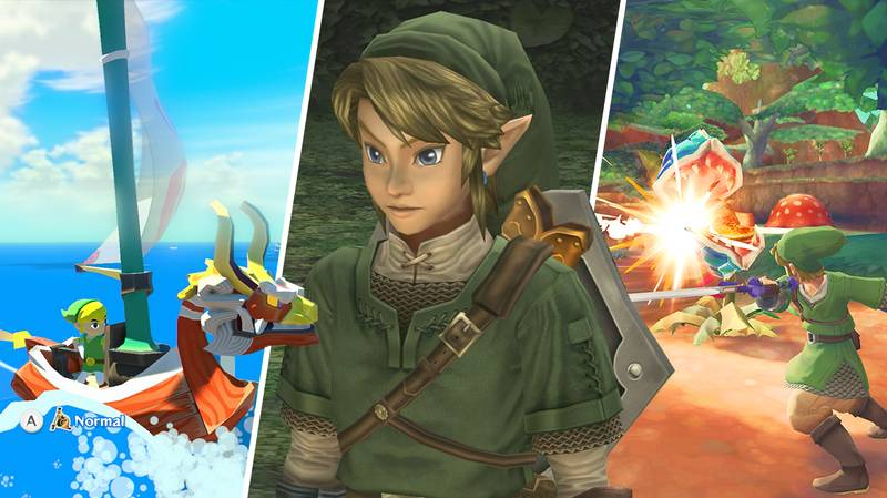 Nintendo, Put These Zelda Games On Switch And You've Won 2021