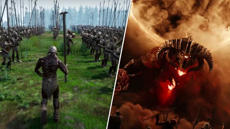 'LOTR: Battle For Middle-Earth' Is Being Remade In Unreal Engine 4