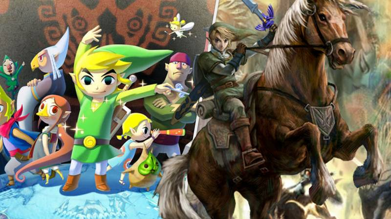 'Twilight Princess' And 'The Wind Waker' 100% Coming To Switch This Year, Says Reporter