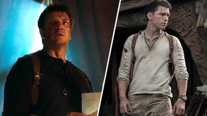 The 'Uncharted' Movie Should Still Include Nathan Fillion As Nathan Drake