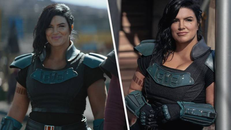 Gina Carano Found Out She Was Fired From 'The Mandalorian' Via Social Media