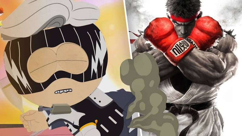 'Street Fighter V' Tournament Commentary Gets Replaced With Fart Sounds