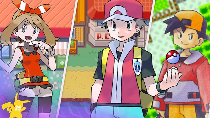 Pokémon Ranked: Every Main Game From Worst To Best