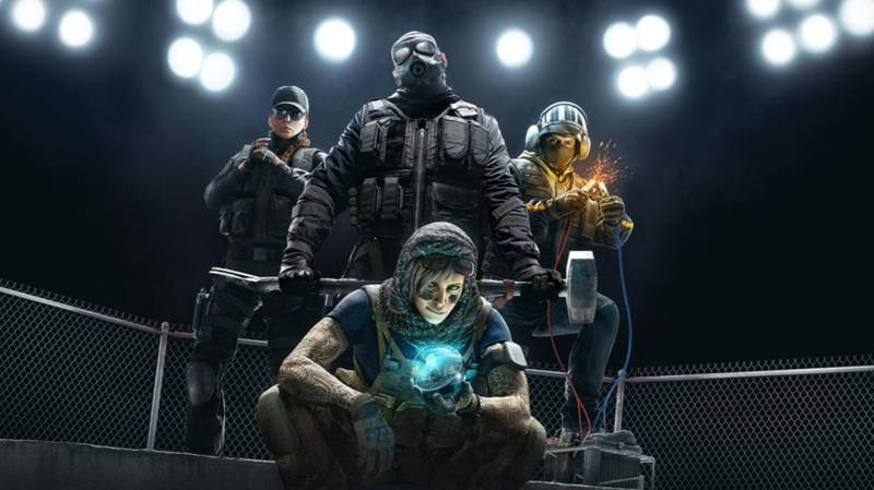 ​Ubisoft Sues Apple And Google Over 'Carbon Copy' Of 'Rainbow Six Siege'