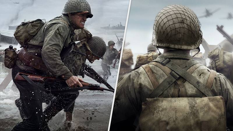Call Of Duty 2021 Is Headed Back To WWII, Report Suggests