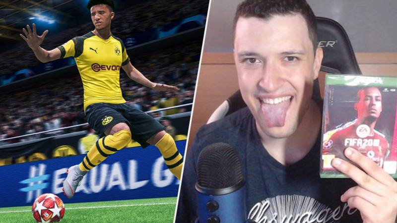 FIFA Player Shouts 'F*** You EA' And Spits On Logo, Gets Banned