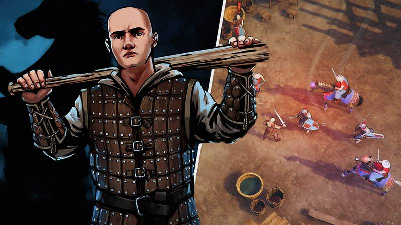 Medieval GTA-Style Game 'Rustler' Is A Runaway Success On Steam
