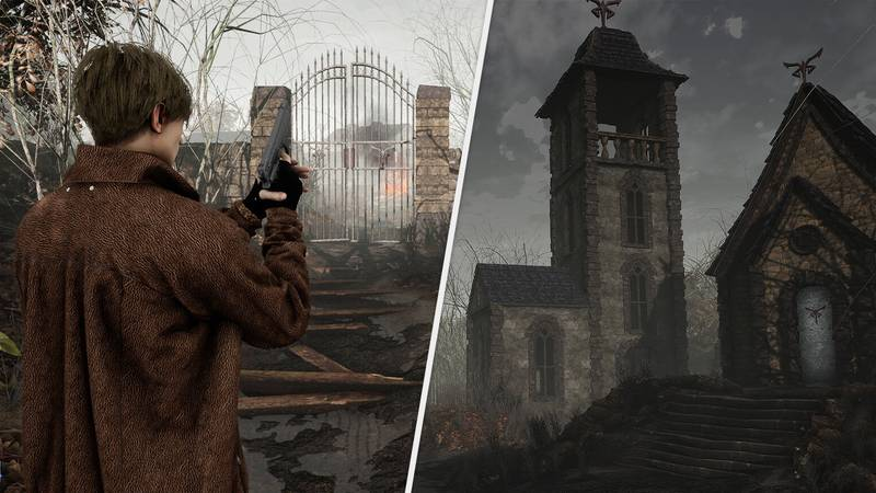 'Resident Evil 4' Looks Stunning In Unreal Engine Remake