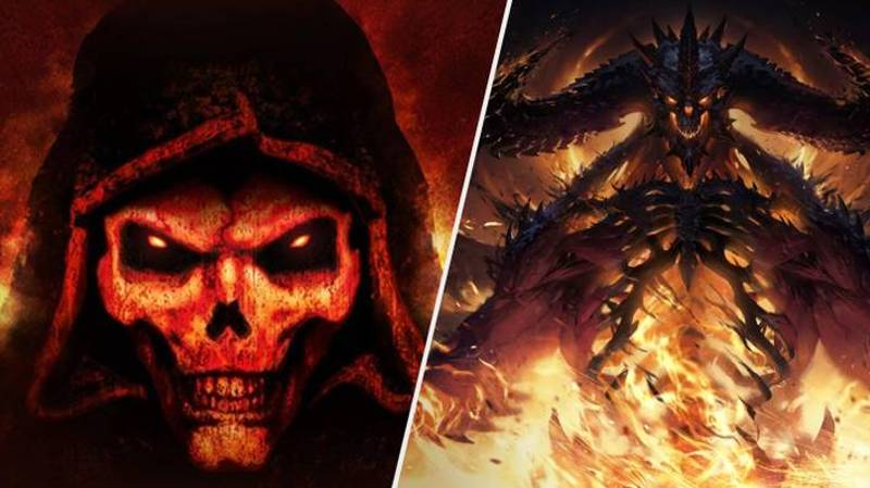 A 'Diablo II' Remake Is Reportedly In Development At Blizzard