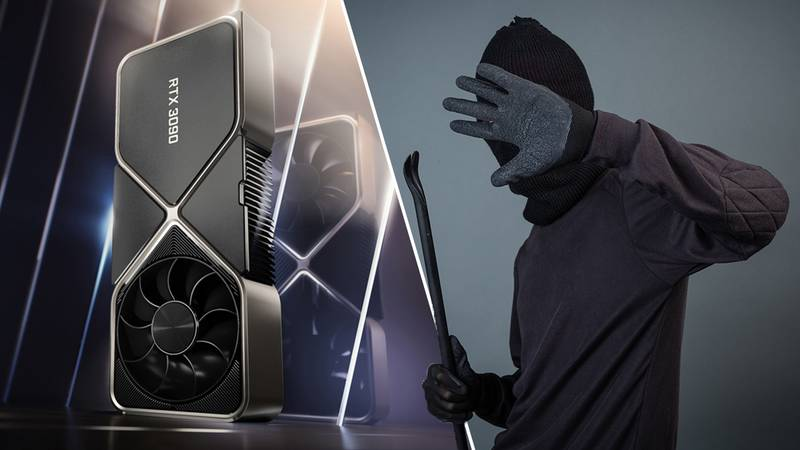 Person Selling Graphics Card Hit With Hammer And Robbed In Their Own Home