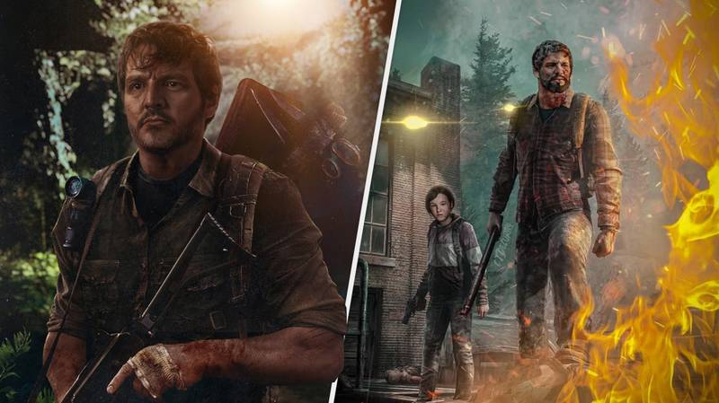 Pedro Pascal Is A Perfect Joel In These 'The Last Of Us' Scenes