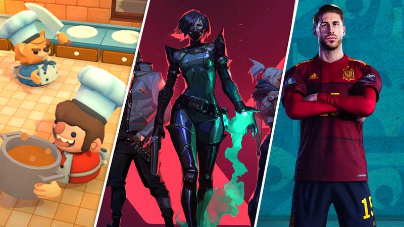 Free Games Roundup: Riot's New Shooter, Multiplayer Kitchen Chaos, And More