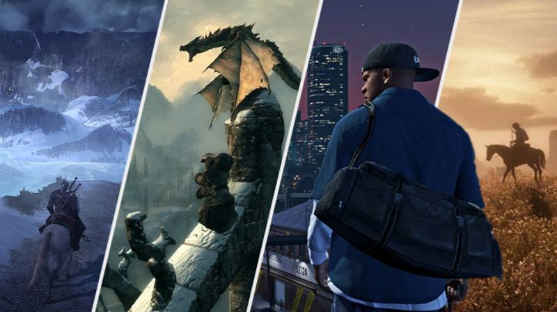 Open World Games To Lose Yourself In While You're Stuck Inside