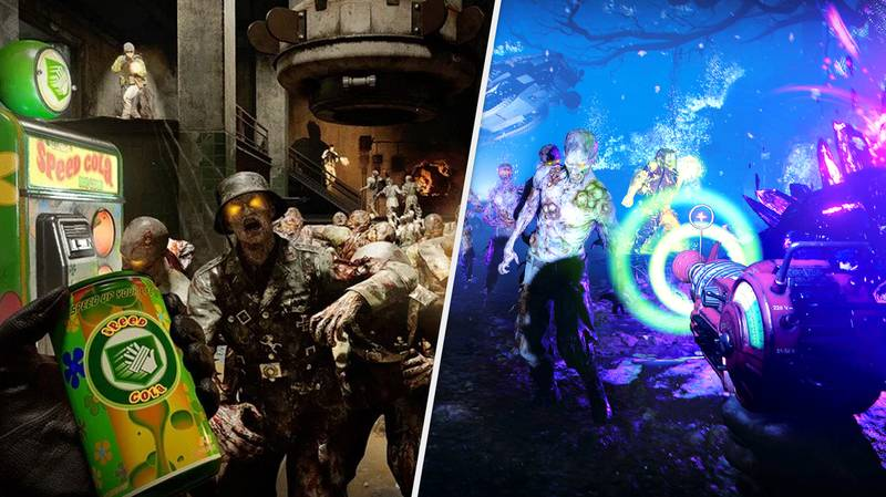 'Call Of Duty: Black Ops Cold War' Zombies Is Free To Play This Week