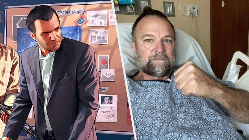 GTA V Michael's Voice Actor Hospitalised With COVID 19