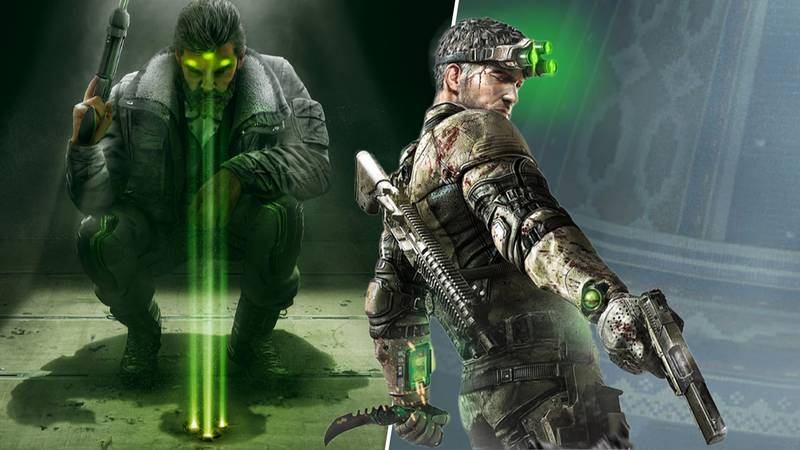 'Rainbow Six: Siege' Announces Splinter Cell Sam Fisher Crossover