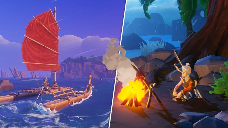 'Windbound' Is Basically Zelda Meets 'Moana' And We're Here For It