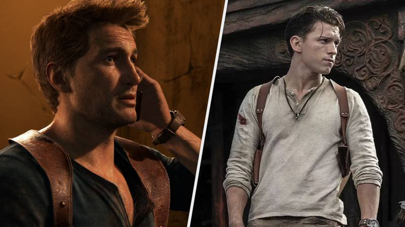 'Uncharted' Movie Trailer Dropping Next Week, According To Tom Holland Tease