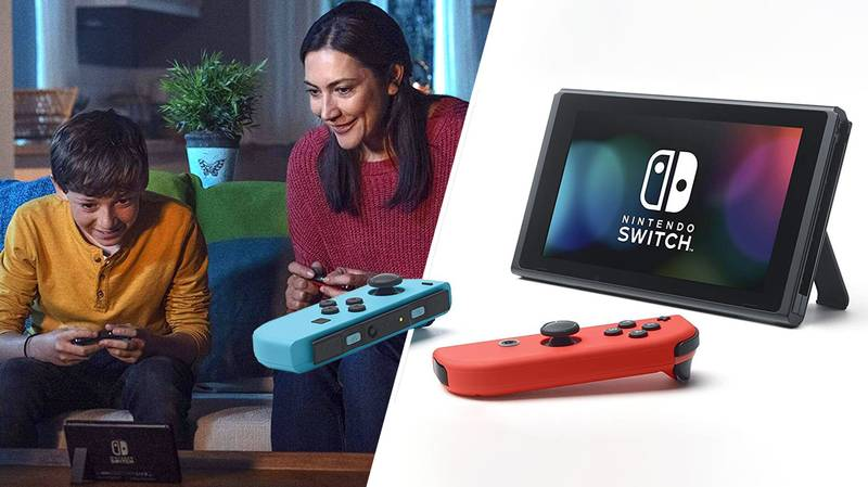 A Child And Their Mother Are Suing Nintendo Over Switch Joy-Con Drift