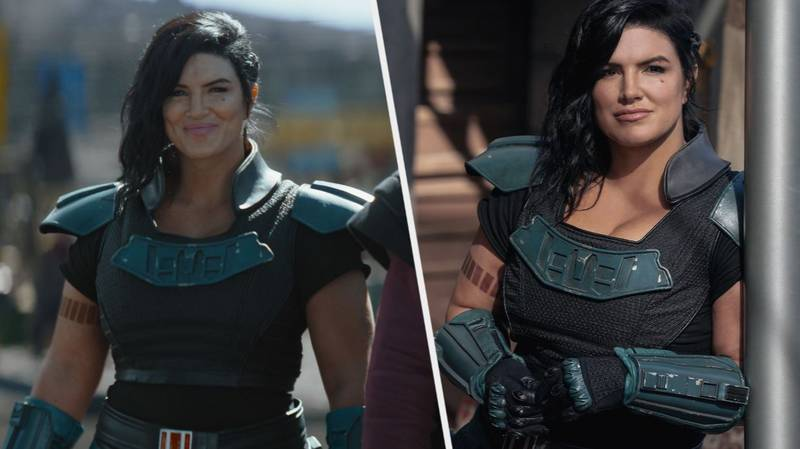 Gina Carano Breaks Silence After Being Fired From 'The Mandalorian'