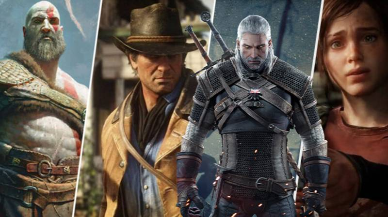 Epic Single-Player Video Game Stories To Immerse Yourself In