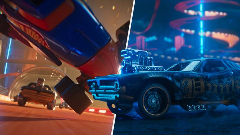 'Hot Wheels Unleashed' Announced For PC, PlayStation, Xbox, And Switch