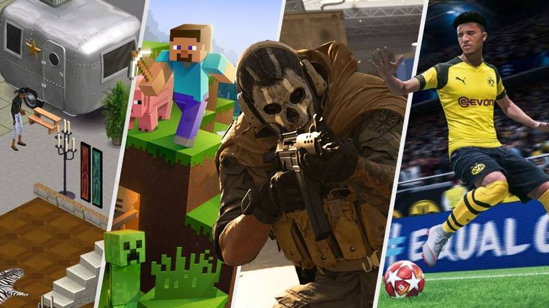 The UK's Favourite Game Has Been Revealed In A New Survey