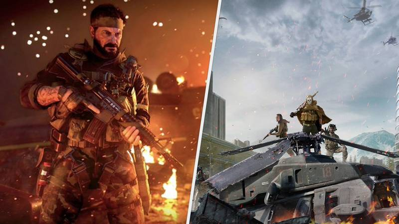 Call Of Duty Fans Aren't Happy With Frank Woods In 'Warzone'