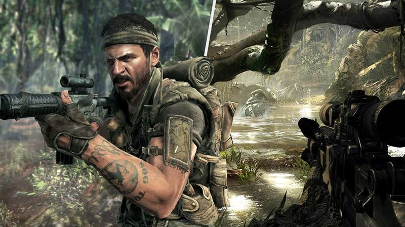 'Call Of Duty: Guerrilla Warfare' Coming This Year From Sledgehammer Games, Insider Reports